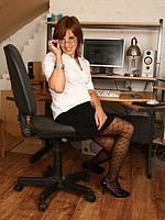 milfsover30 mature-pictures all-over-30-sexy-redhead-mature-babe-georgie-at-work