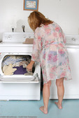 allover30women galleries 035-Allover30-Marie-Kelly-Clean-Laundry-Dirty-Granny ph