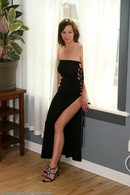 allover30women galleries3 207-Allover30-Elegant-Mature-Brunette-In-Evening-Gown-Busty ph