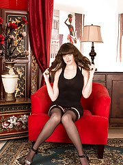 hairytouch pics clothed-milf-kate-anne-is-showing-her-ass-in-perfect-stockings