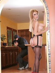 lamalinks pictures seductive-milf-wife-in-sexy-lingerie-and-stockings-bouncing-on-a-cock