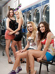 bustypics pics 2011-03-20 college-sluts-demonstrating-their-hot-bootys-and-hooters-in-the-laundry