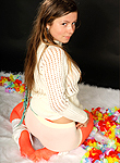 galleries emily18 nude red-pantyhose-girl