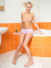 babesfarm pinkyjune solo bathtub