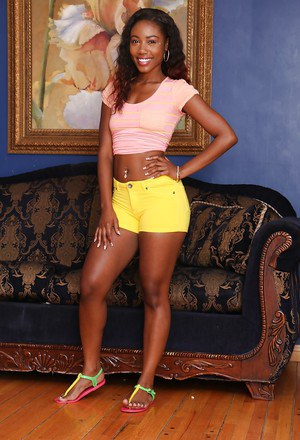 pornpics galleries undressing-session-with-an-ebony-teen-babe-chanell-heart-in-sexy-panties