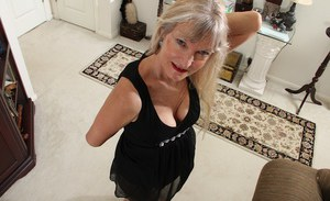 http://www.pornpics.com/galleries/blonde-granny-lisa-cognee-demonstrates-her-shaved-pussy-in-close-up/