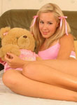 debbieteen everestcash nude strip4bear 3