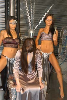galacticgirls TGP Tanner_Mayes scifi-lesbo-orgy wowtgp