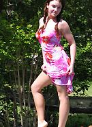 http://galleries2.petiteteenager.com/1/heidihoneypinkdressflowers/