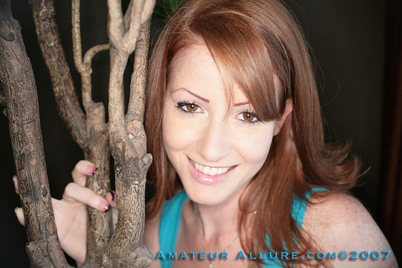 Are nikki amateur allure redhead