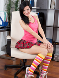 galleries nubiles net samples arian long-socks