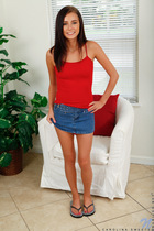 nubiles net galleries carolina_sweets 2v_cutie-shows-off photos