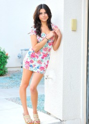 preview ftvgirls free eliana-flowery-dress 44af0a96