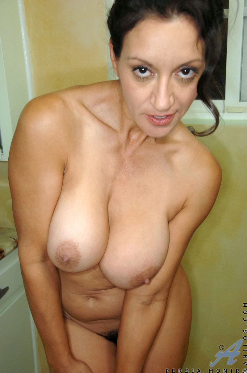 thehairylady blog hairy-nude-mom-persia-monir