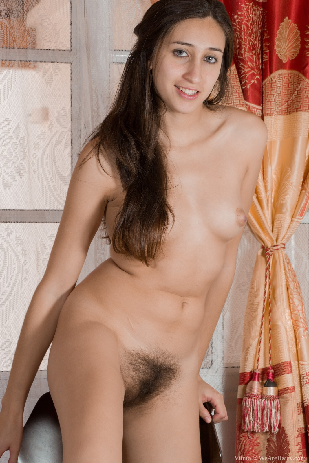 thehairylady blog naked-and-sexy-girl-vilma