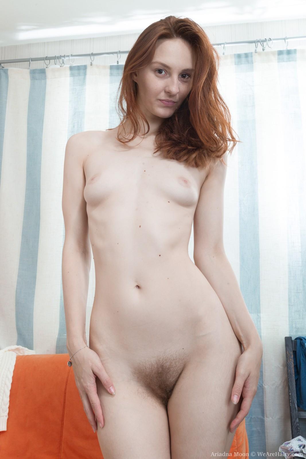 thehairylady blog redhead-babe-ariadna-moon
