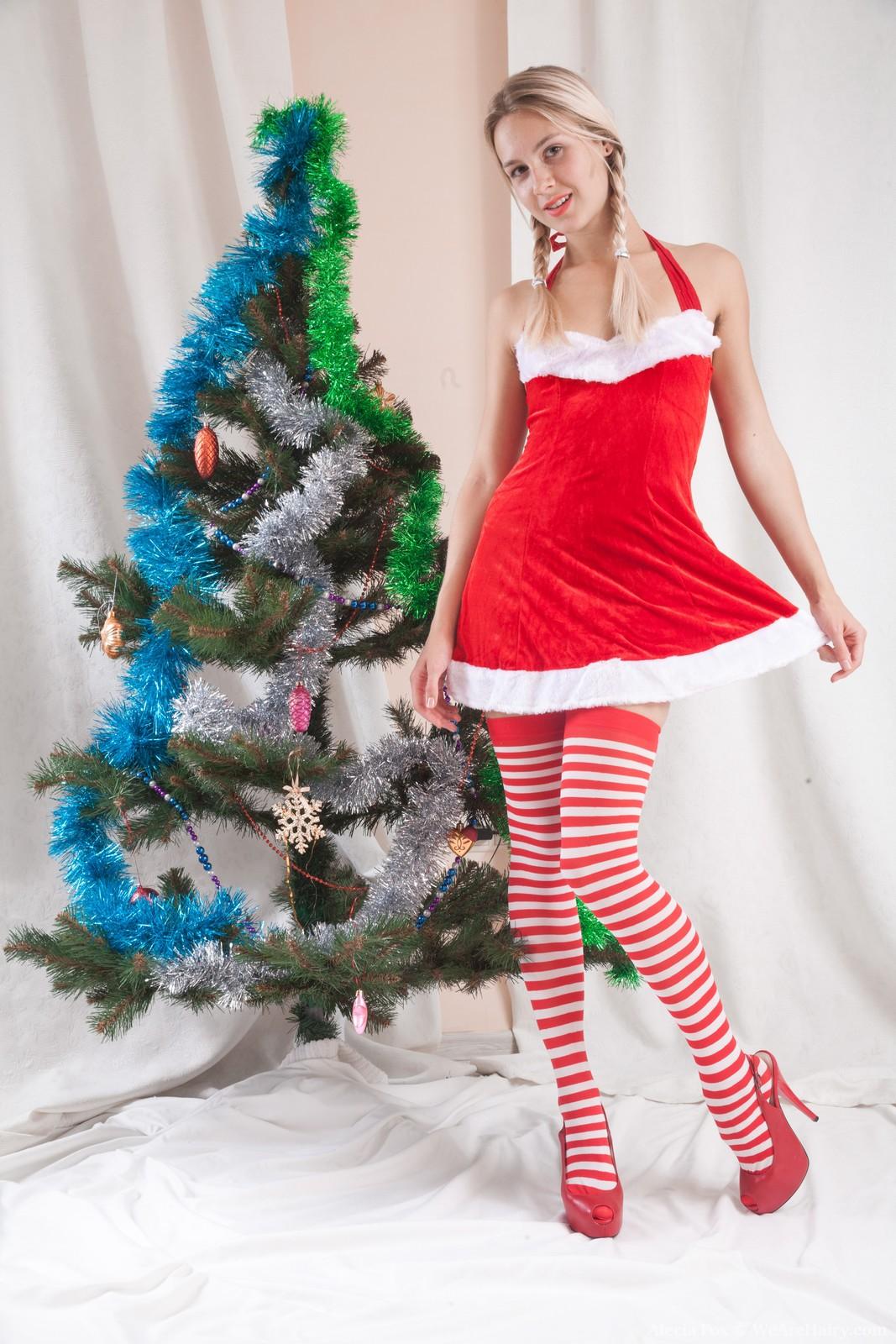 thehairylady blog alecia-fox-celebrates-christmas