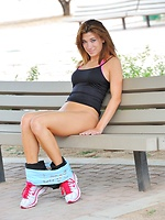 whackyourboner pics 112276 hannah-does-sexy-yoga