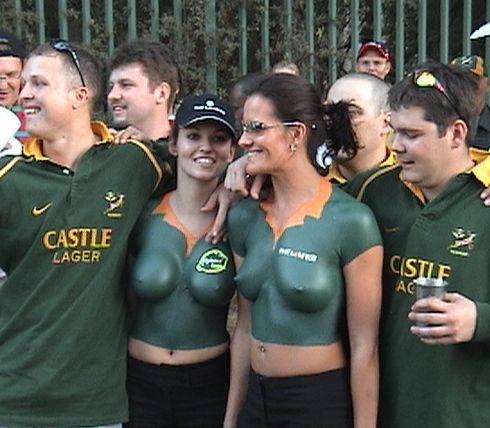 tittyblog titties castle-lager-painted-advertising-titties jpg