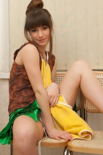 wearehairyfree models Natasha Natasha_gets_kinky_in_the_kitchen
