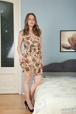 wearehairyfree models Katie Cute_Katie_gets_kinky_on_her_bed