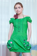 http://www.wearehairyfree.com/models/Sabrina/Sabrina_the_pretty_girl_in_the_little_green_dress.html