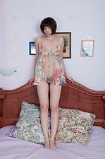 http://www.wearehairyfree.com/models/Sasha_M/Sasha_M_toys_her_hairy_twat.html