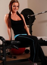 web-starlets melissa-xoxo-workout