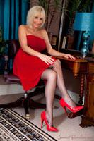 worldoffetish solo-nylon-models jansnylonsex reddress
