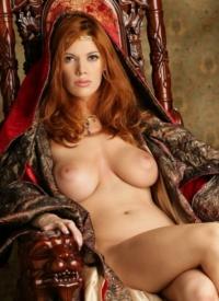 http://www.cherrynudes.com/carrie-stevens-throne/