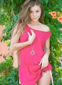 cherrynudes guerlain-cute-pink-dress