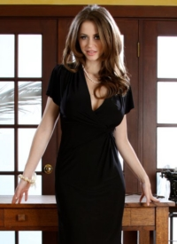 cherrynudes emily-addison-black-dress
