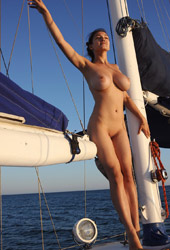 femjoyhunter sofie-sail-with-me
