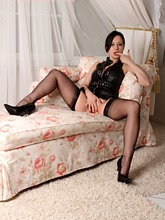 horny-gals wanilianna 29seamed-stockings
