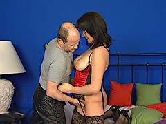 jjgirls photo momspassions sexiest-mature-women balding-guy-has-a-fantastic-time-with-this-thick-busty-mature-lady