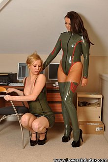 http://loversinlatex.com/promo/fhgs/lil/latex-slave-with-farah-faith-lucy-a/