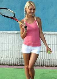 nextdoormania als-pinky-june-tennis php