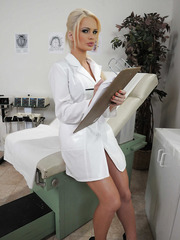 pervertedmilfs albums provocative-doctor-alexis-ford-makes-patient-wild-with-her-big-tits-and-pretty-face