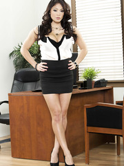 pervertedmilfs albums asian-secretary-mia-lelani-enjoys-to-pose-naked-right-in-her-office