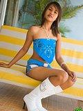 real-teen-models galleries lily-koh-bandana big