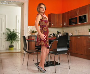 sexy-models net z zuzana-zeleznovova zuzana-zeleznovova-as-a-horny-housewife