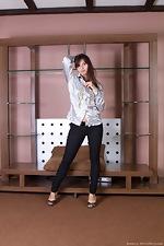 wearehairyfree models Jemma Jemma_just_wants_to_get_comfortable_sitting_down