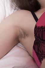 wearehairyfree models Lisa_Li Lisa_Li_has_a_cold_but_wants_to_masturbate